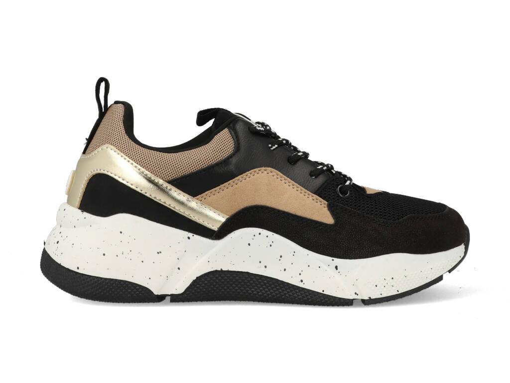 Bullboxer Sneakers 077003F5SG_BKCA Zwart-40 maat 40