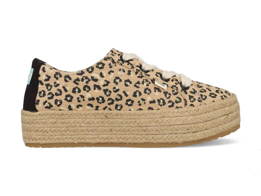 Toms Cheetah Cassiah 10016308 Bruin-36.5 maat 36.5