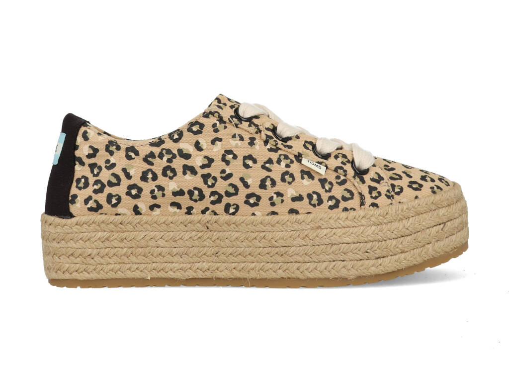 Toms Cheetah Cassiah 10016308 Bruin-38.5 maat 38.5