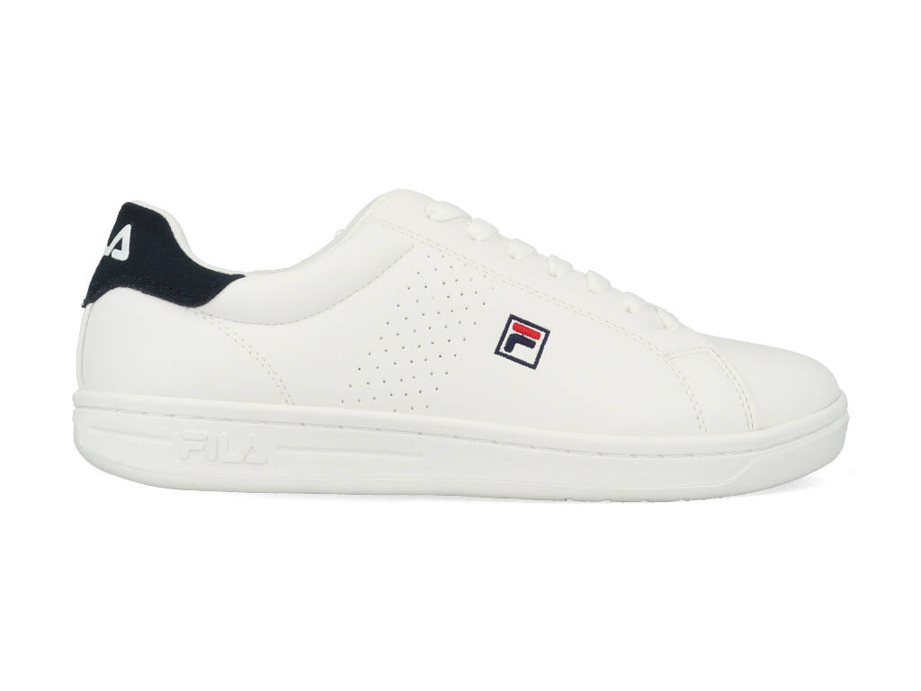 Fila Crosscourt 2F Low 1010276.98F Wit-45 maat 45