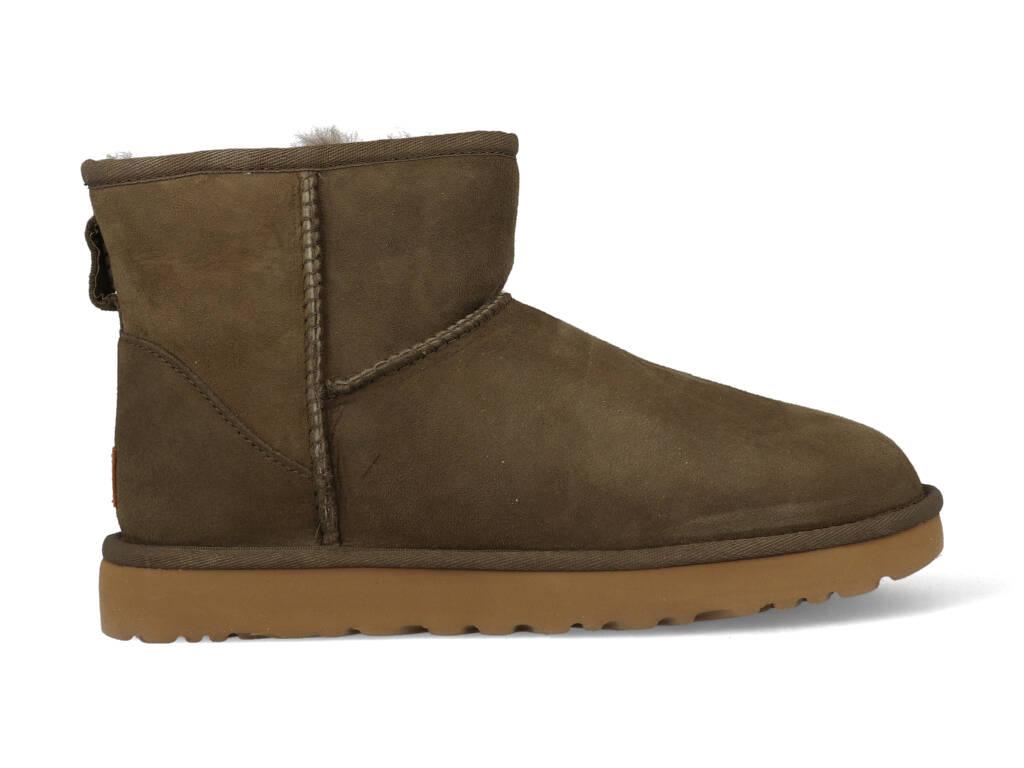 UGG Classic Mini II Boots 1016222/ESRY Groen maat