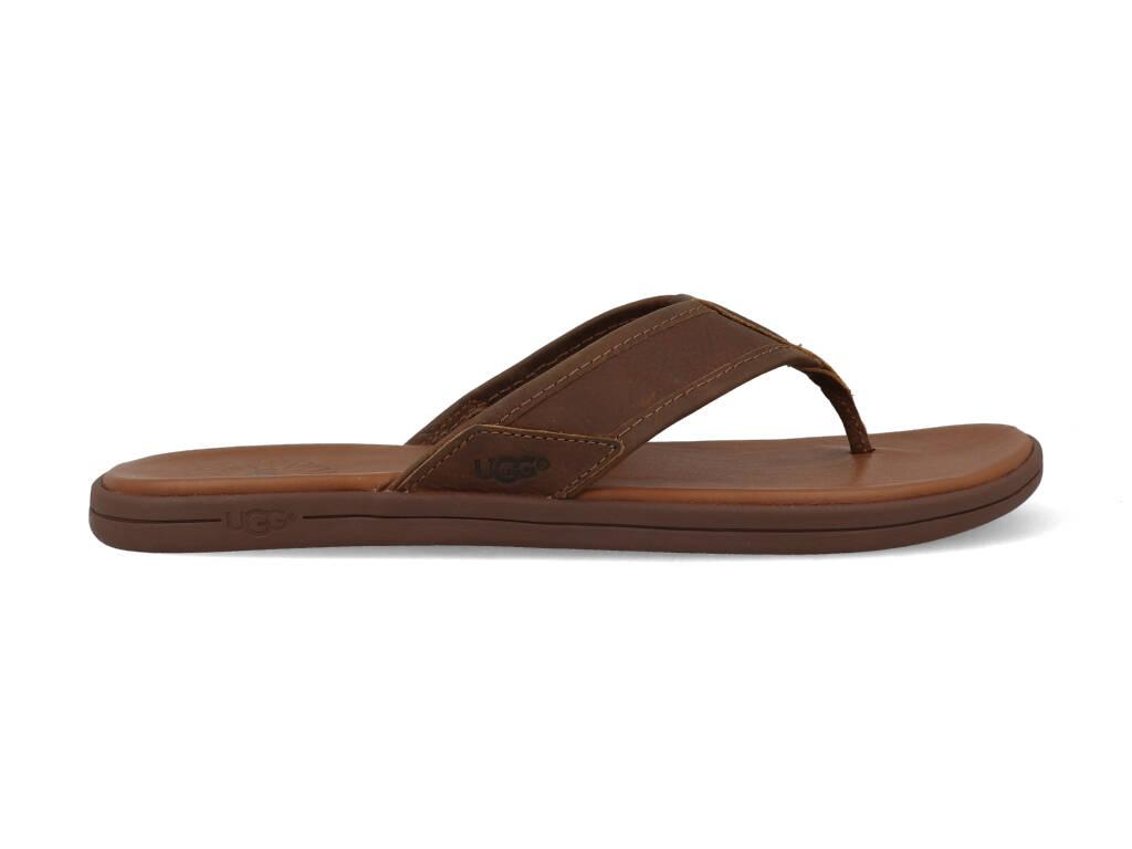 UGG Slippers Seaside Flip 1102690/LUG Bruin maat