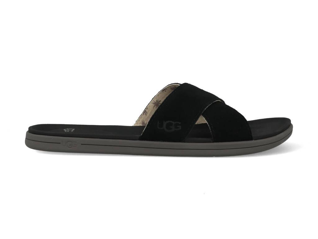 UGG Slippers Brookside Slide 1113093/BLK Zwart maat
