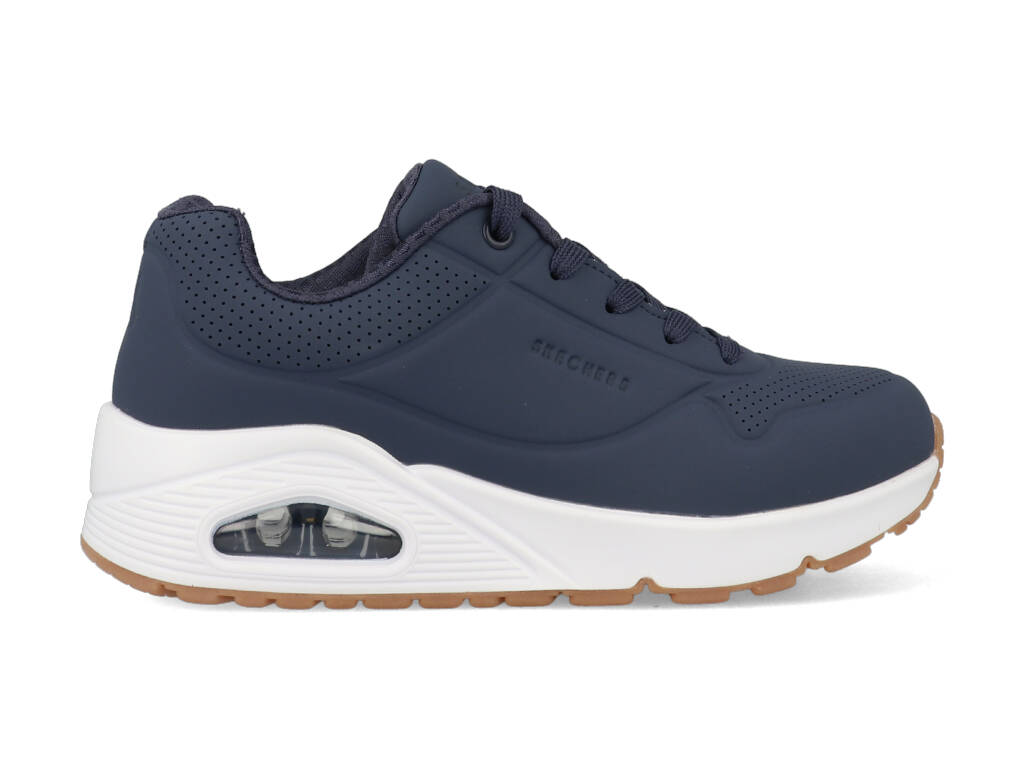 Skechers Uno Stand On Air 403674L/NVY Blauw-34 maat 34