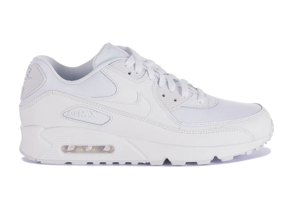Nike Air Max 90 Essential 537384-111 Wit maat 17