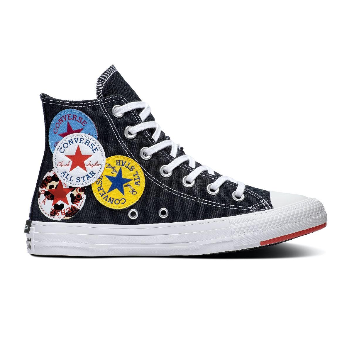 Converse All Stars Chuck Taylor 166734C Zwart-35 maat 35