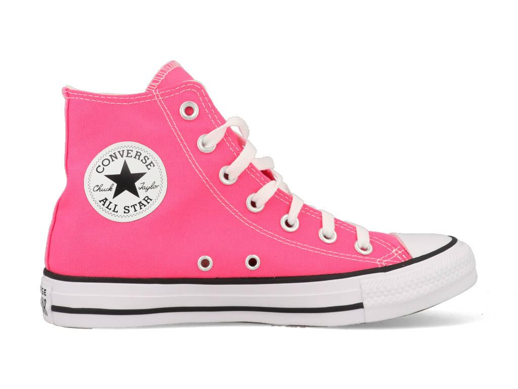 Converse All Stars Hoog 170155C Roze maat