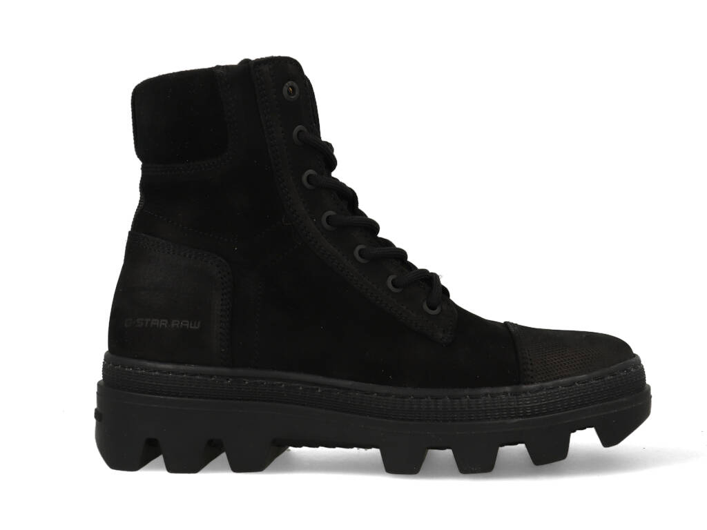 G-star Boot Noxer HGH Nub W BLK 2141020803 Zwart-38 maat 38