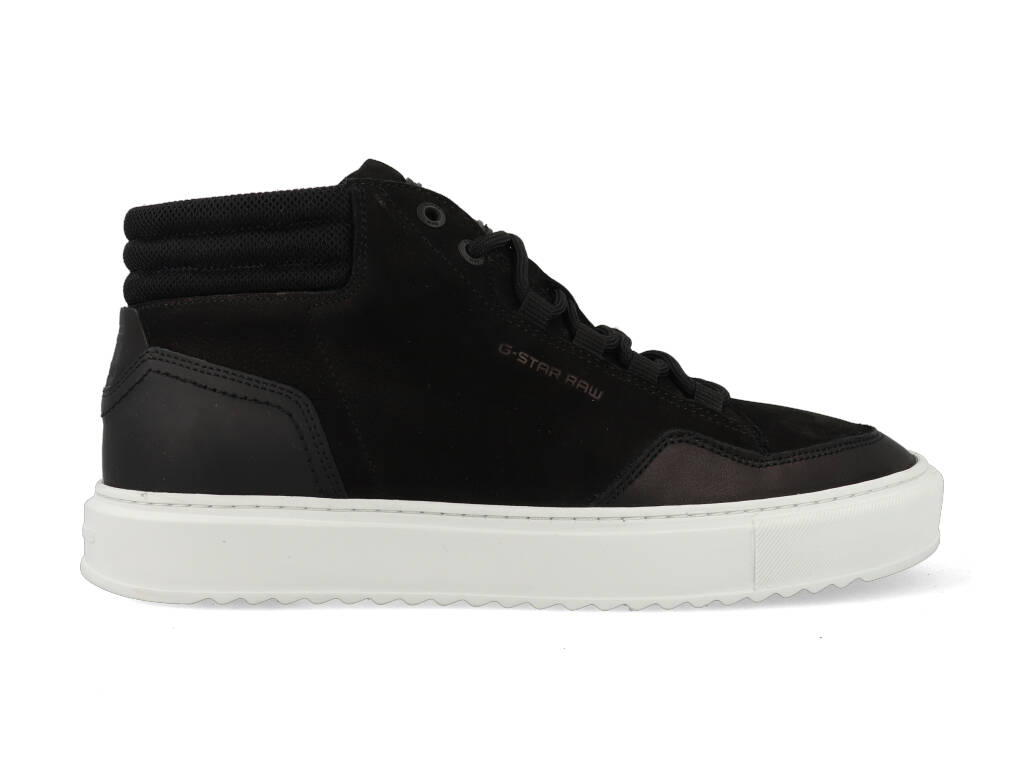 G-star Sneakers Resistor Mid BSC M BLK 2142008701 Zwart maat
