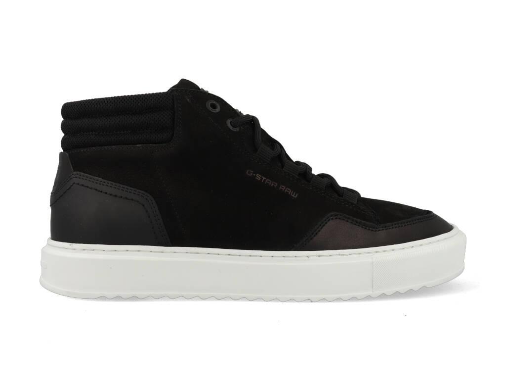 G-star Sneakers Resistor Mid BSC M BLK 2142008701 Zwart-45 maat 45