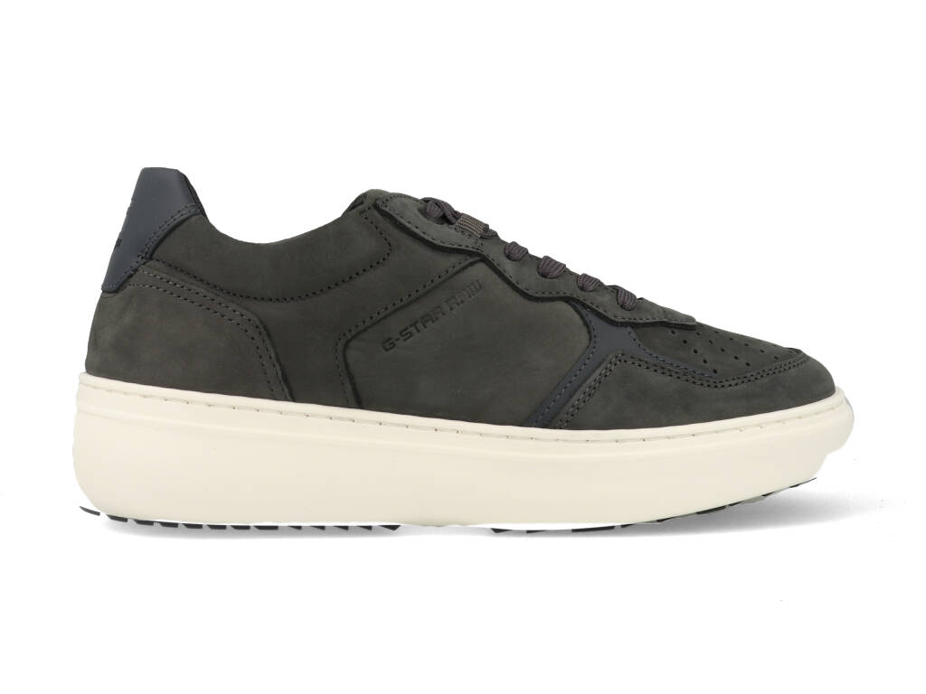 G-star Sneakers Lash Nub M DGRY 2142009502 Grijs-46 maat 46