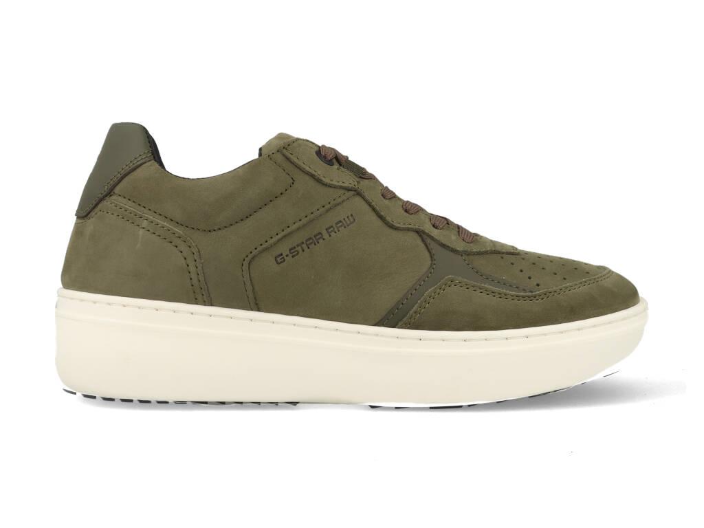 G-star Sneakers Lash Nub M OLV 2142009502 Groen maat