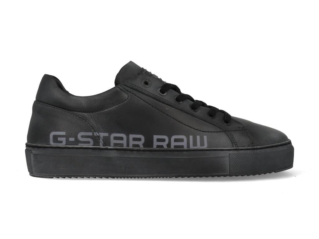 G-Star Sneakers Loam Worn TNL M 2142 006501 Zwart-41 maat 41