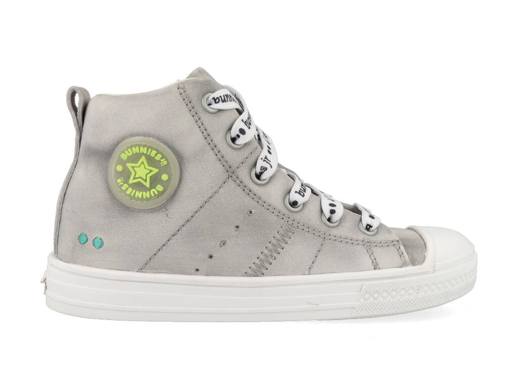 Bunnies Jr Sneakers Frans Ferm 221235-284 Grijs-25 maat 25