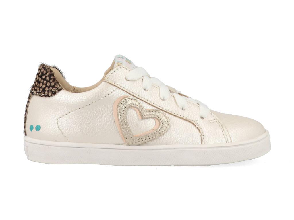 Bunnies Jr Sneakers Vera Vroeg 221250-596 Roze-22 maat 22