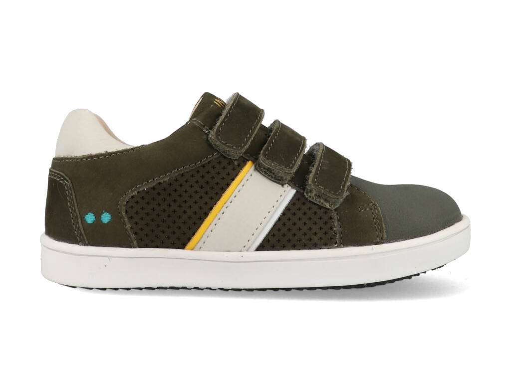 Bunnies Jr Sneakers Pepijn Pit 221342-169 Groen-20 maat 20