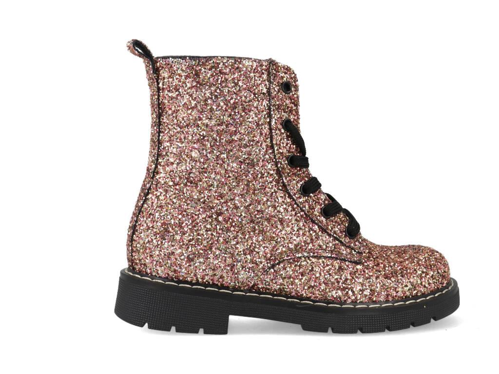 Kipling Boot Fernanda Mix 22165437-0999 Glitter-33 maat 33
