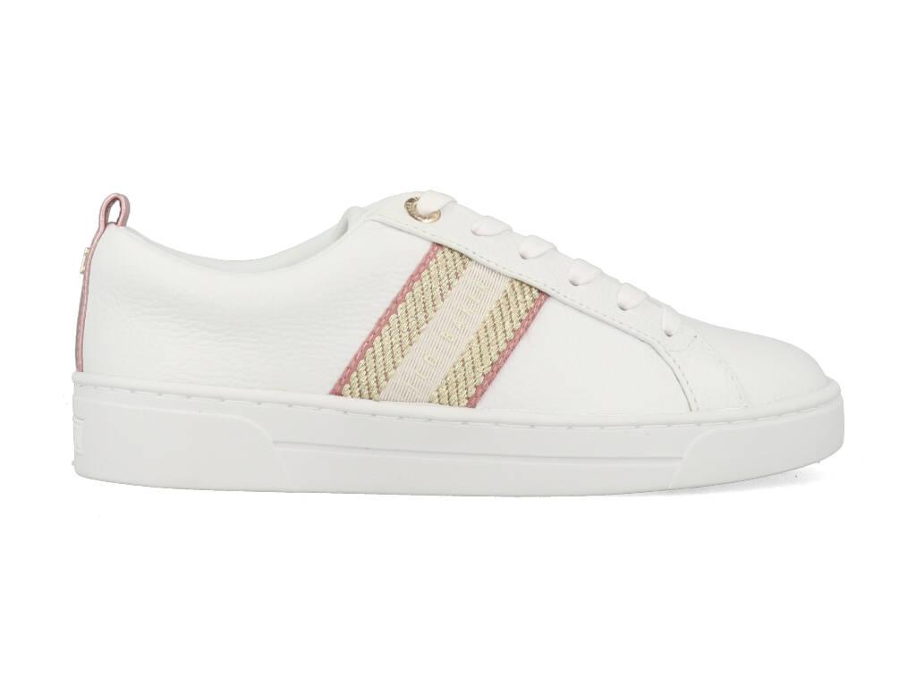 Ted Baker Sneakers 246197 Bailey Wit maat