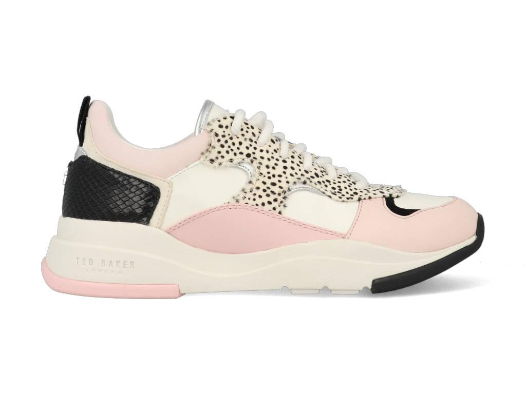 Ted Baker Sneakers 249634 Wit / Roze-36 maat 36