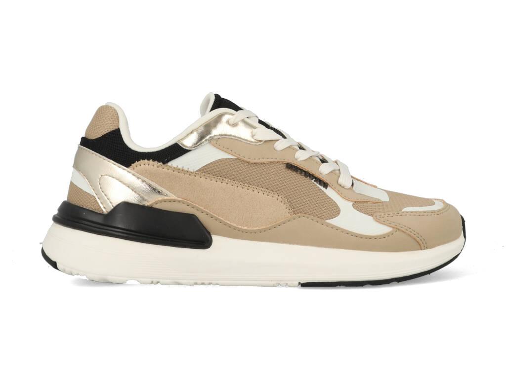 Bullboxer Sneakers 263001F5S_CAMTD80 Beige maat