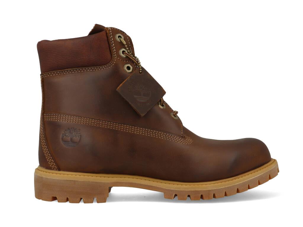 Timberland Heren 6-inch Premium Boots 27097 Bruin -44.5 maat 44.5