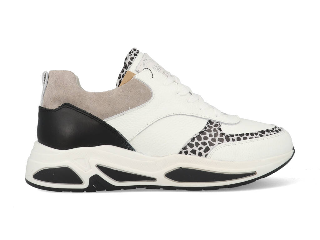 Bullboxer Sneakers 295003E5LBBLWHTD80 Wit maat
