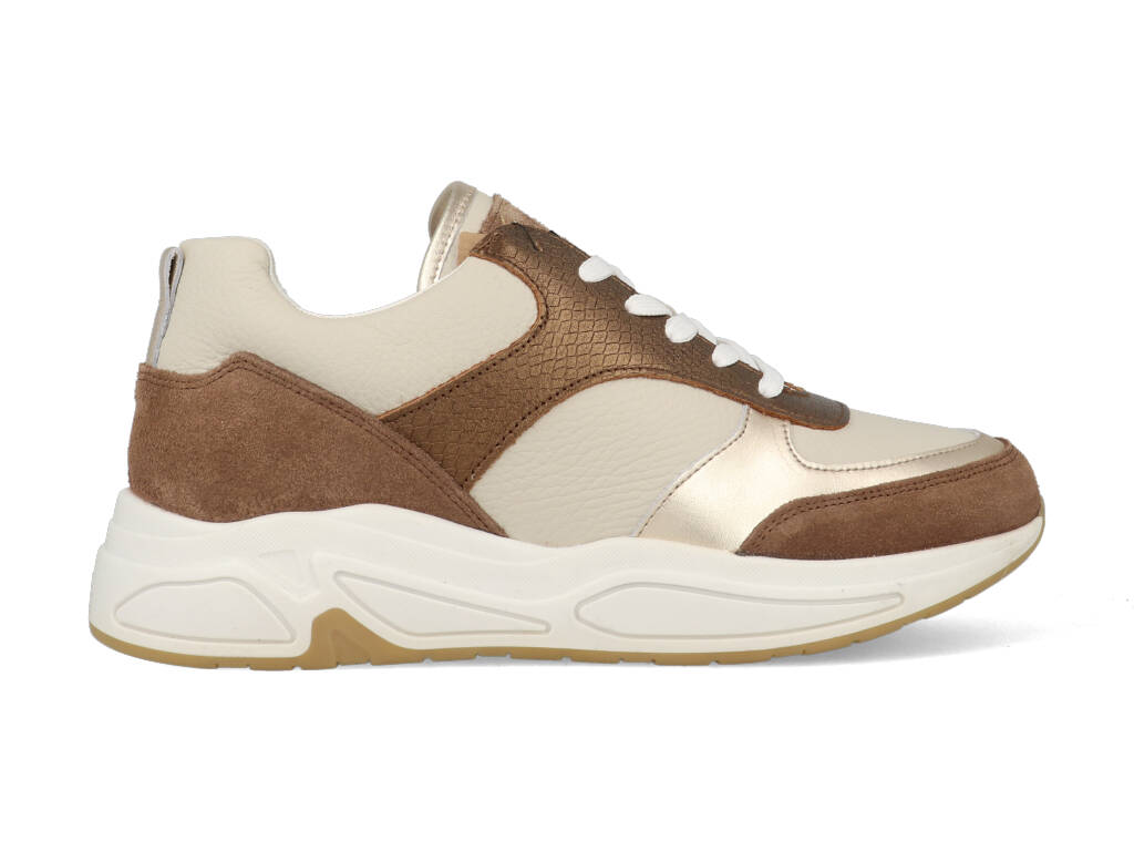 Bullboxer Sneakers 295003E5LBWHCPTD80 Bruin maat