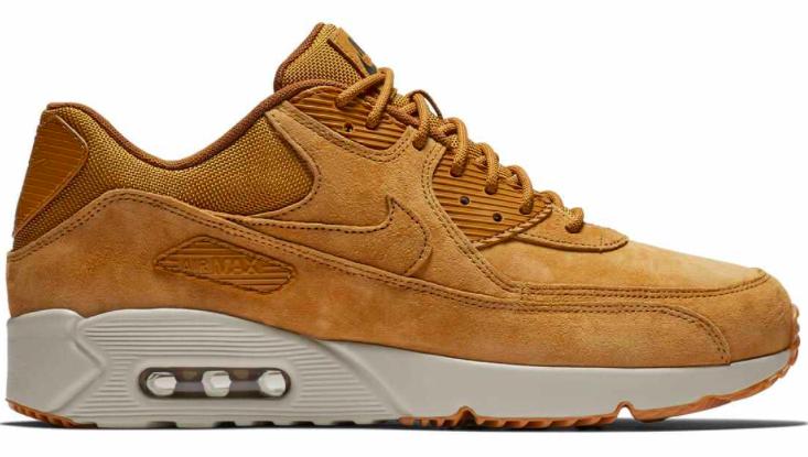 Nike Air Max 90 924447-700 Bruin maat