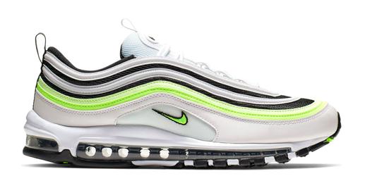Nike Air Max 97 SE AQ4126-101 Wit maat