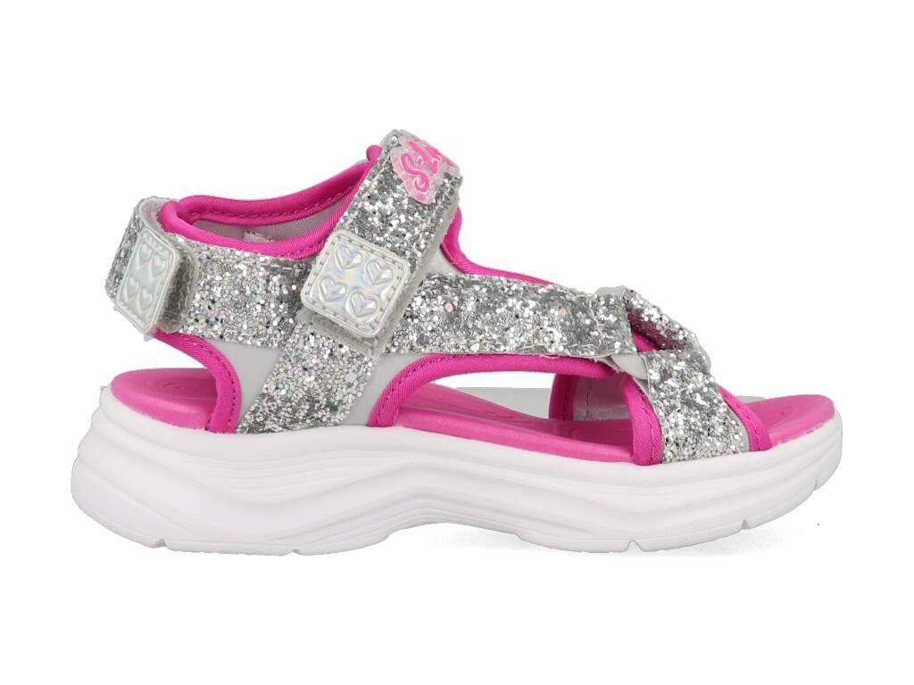 Skechers Sandalen 30296L/SLHP Roze / Glitter maat