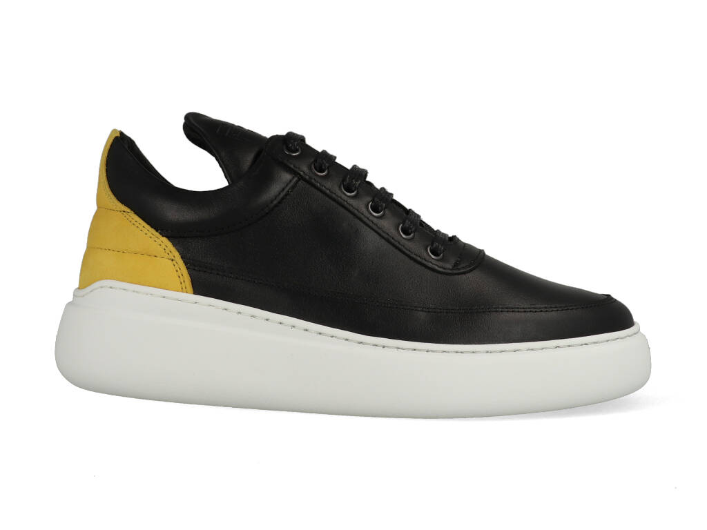 Filling pieces Low Top Angelica Mix Black - Yellow maat