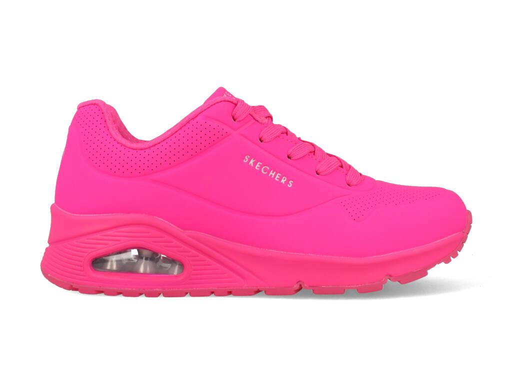 Skechers Uno Night Shades 310027L/HTPK Roze maat