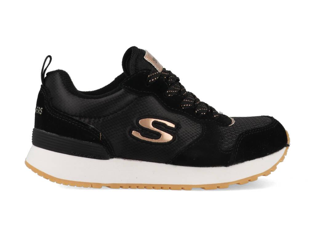 Skechers The Bestest 310570L/BLK Zwart maat