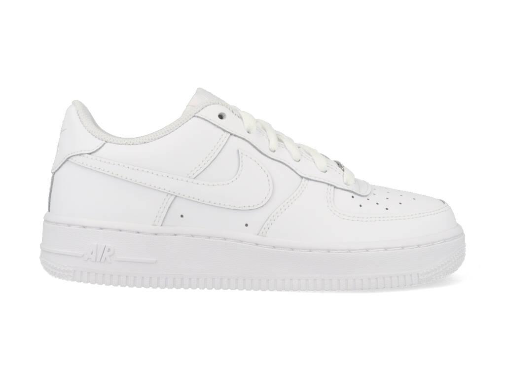 Nike Air Force 1 Laag GS 314192-117 Wit maat