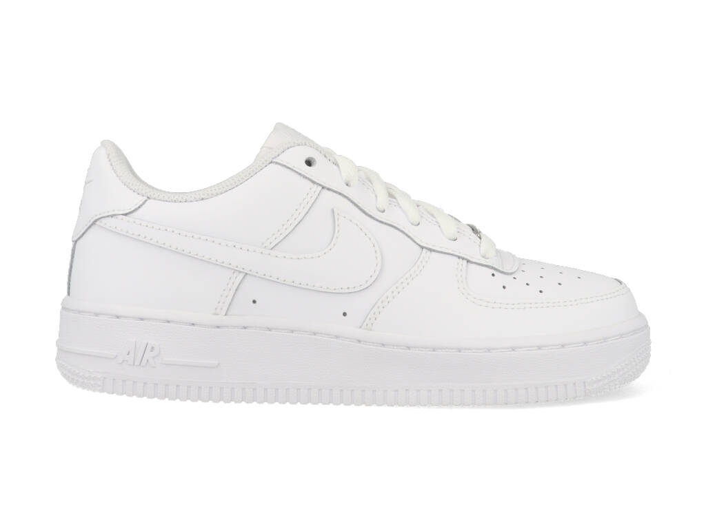 Nike Air Force 1 Laag GS 314192-117 Wit maat 38