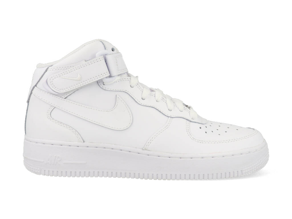 Nike Air Force 1 Mid '07 314195-113 GS Wit-40 maat 40