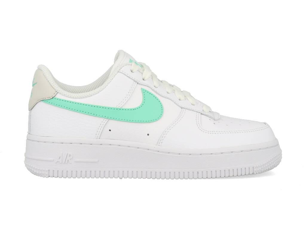 Nike Air Force 1 '07 Green Glow 315115-164 Wit maat