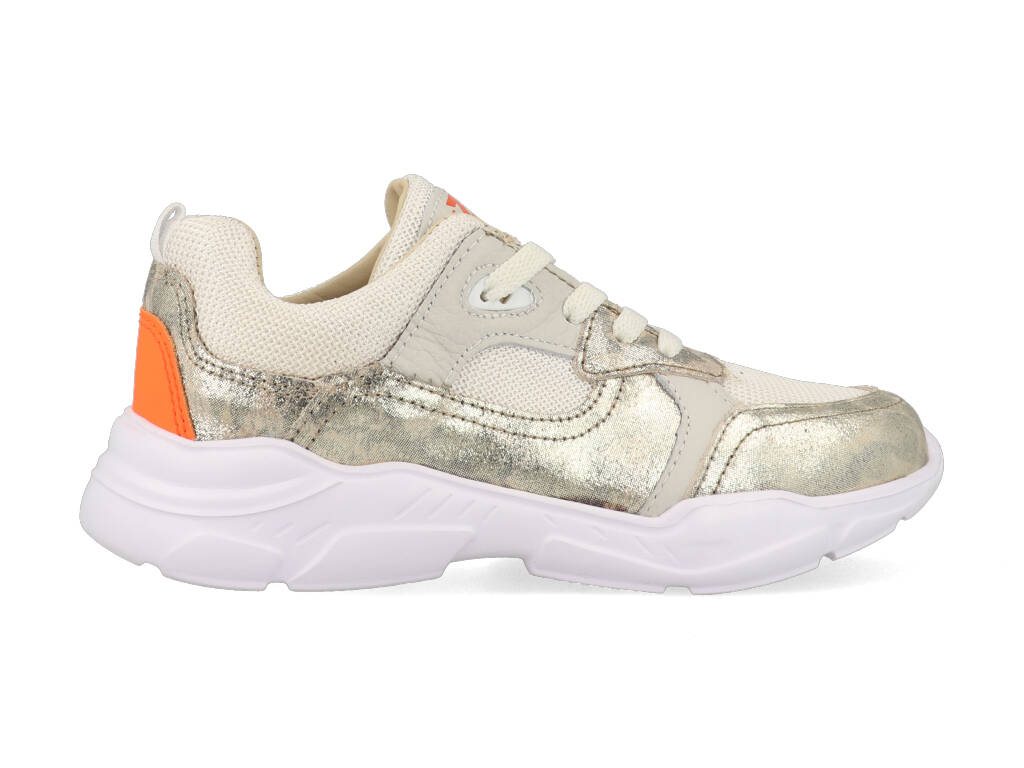 Braqeez Sneakers Renee Run 421280-506 Beige-35 maat 35