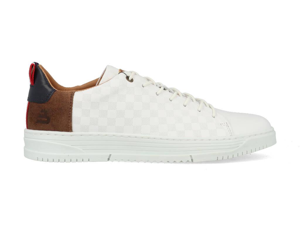 Bullboxer Sneakers 421K26589F2WCNSU10 Wit maat