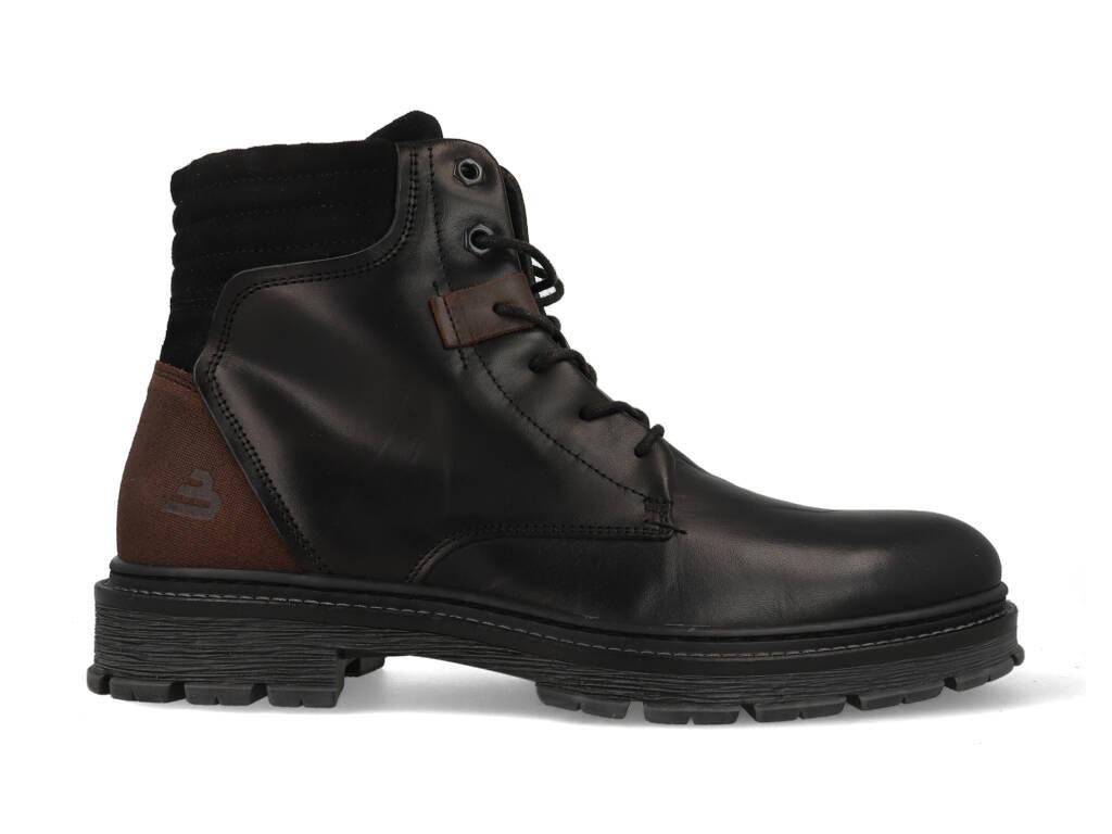 Bullboxer Boots 456K81090ADIBK Zwart maat