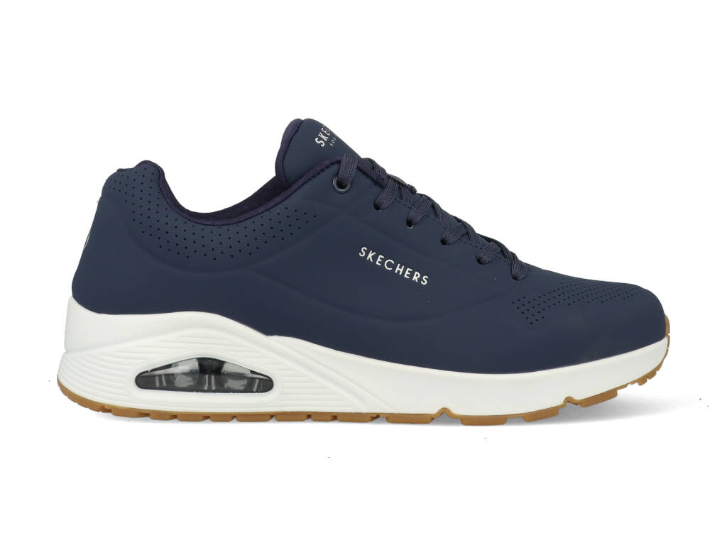 Skechers Stand On Air 52458/NVY Blauw-45 maat 45