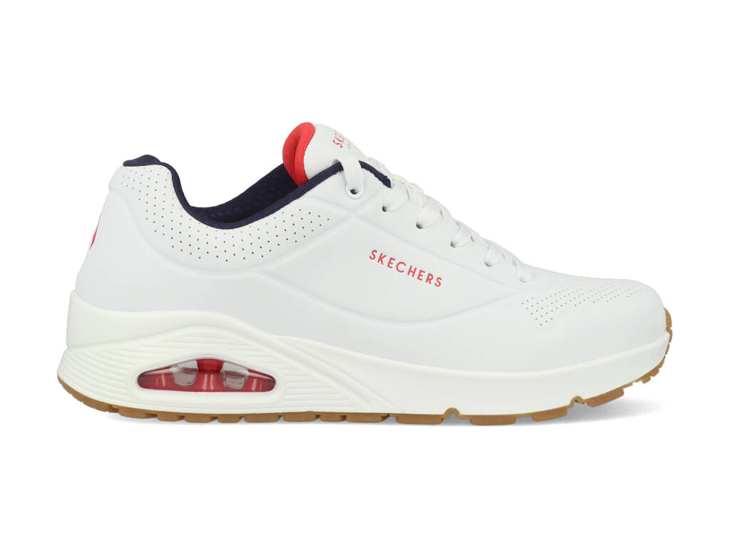 Skechers Stand On Air 52458/WNVR Wit-47.5 maat 47.5
