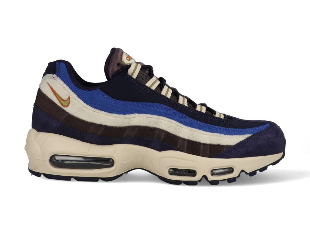 Nike Air Max 95 Premium 538416-404 Blauw maat