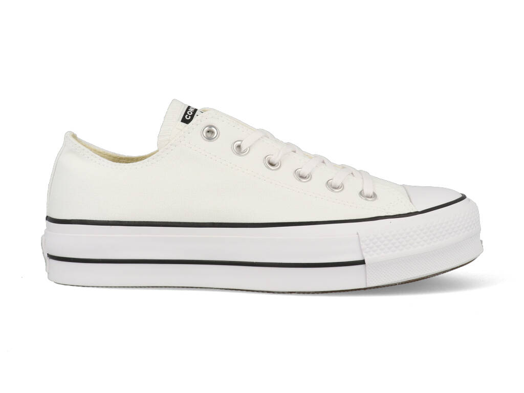 Converse All Stars Lift Platform 560251C Wit-36 maat 36