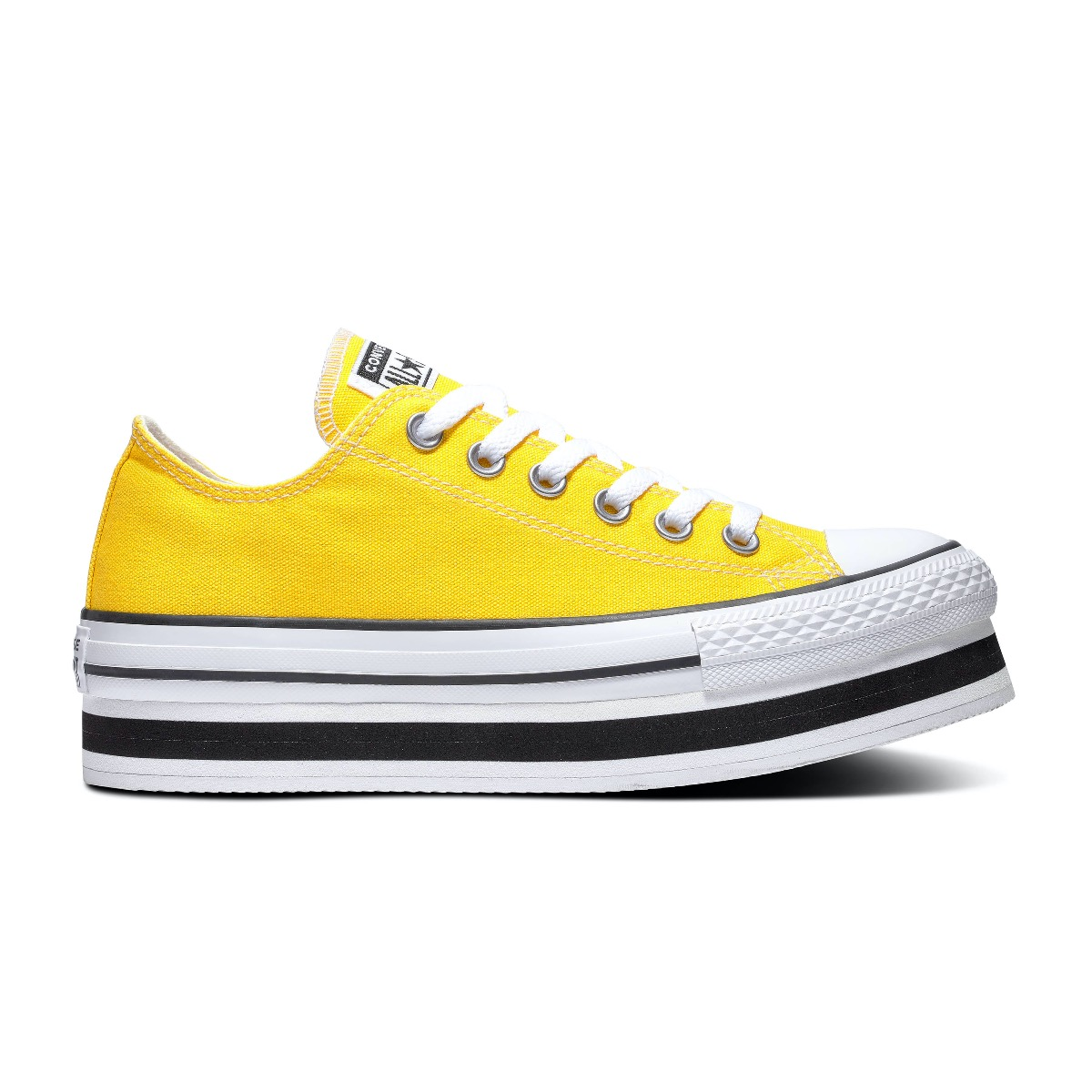 Converse All Stars Chuck Taylor 567998C Geel - Wit -37.5 maat 37.5