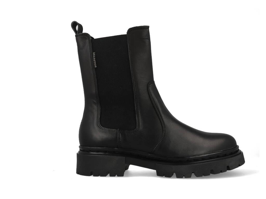 Bullboxer Boots 610507E6L_BLCKTD80 Zwart maat