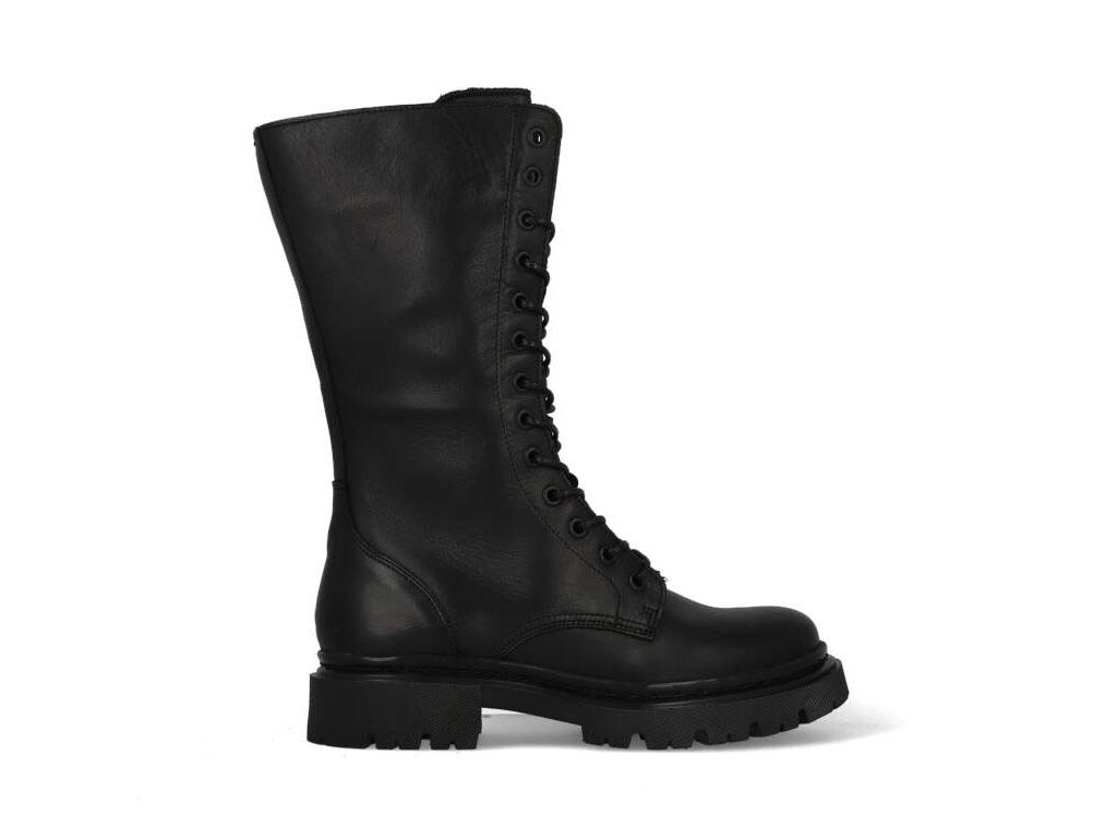 Bullboxer Laarzen 610517E7L_BLCKTD Zwart maat