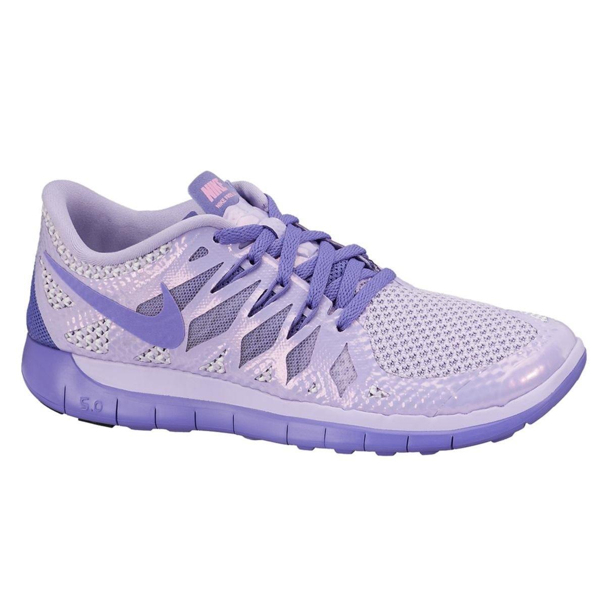 Nike Free 5.0 Paars 644446-501