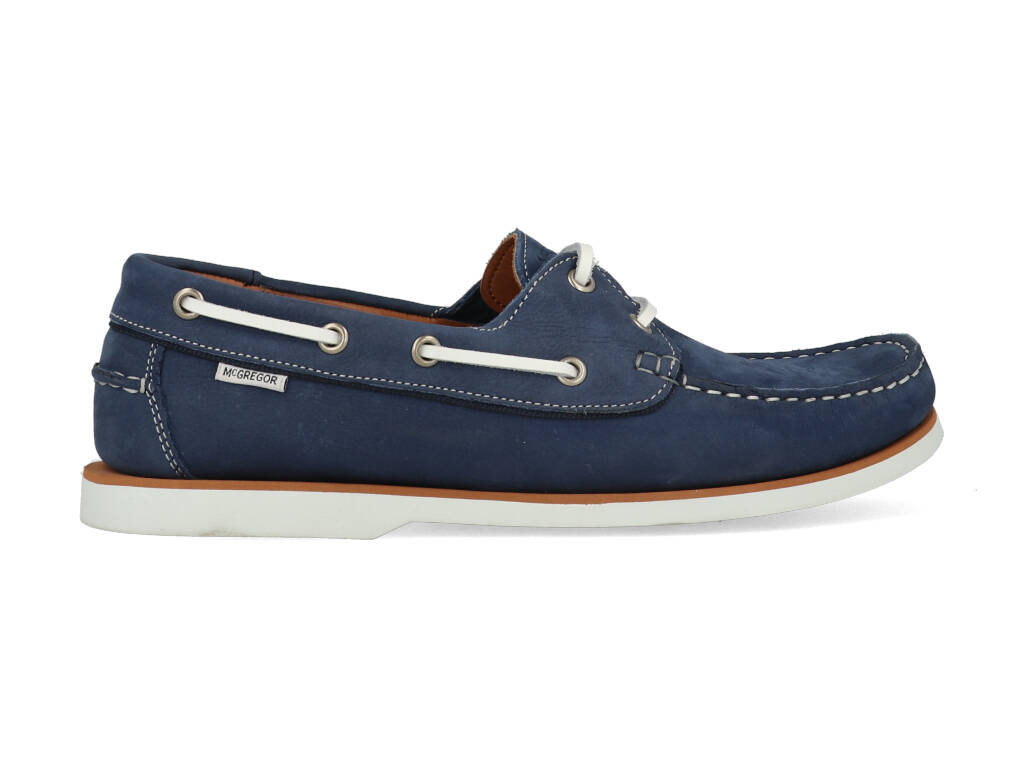 McGregor Bootschoenen 621100350-429 Blauw-45 maat 45