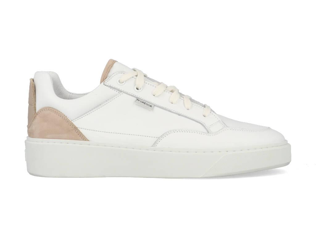 McGregor Sneakers 621100450-506 Wit / Beige maat